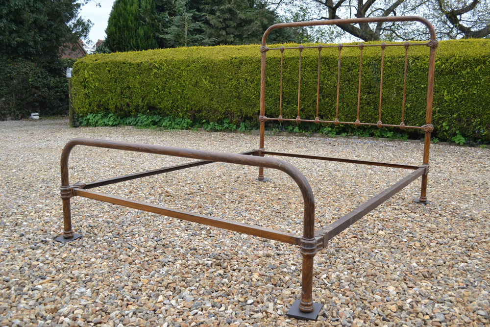 Coast to country antique victorian brass and iron for Beds 4 sale